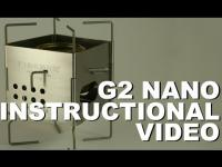 Réchaud Gen2 Nano Acier Firebox