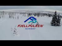 Pulka enfant Fjellpulken