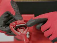 Pocket Edger for easy edge tuning