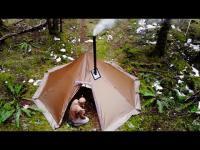 Luxe Outdoor Winter Shelter F8e