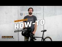 The ORTLIEB Handlebar-Pack QR - How to attach and release