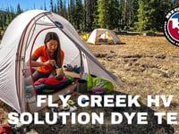 Fly Creek HV UL SDF Tent
