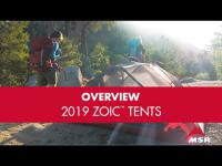 MSR Zoic Series Overview