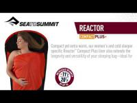 ea to Summit THERMOLITE® Reactor Compact Plus Liner