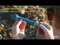 UCO Switch Spork Extending Camping & Backpacking Utensil