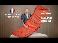 Fjellpulken Sleeper 200 SF (FR)