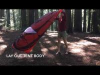 How to Set Up the SlingFin Portal Tent