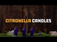 UCO Citronella Candles Product Overview