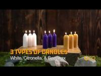 UCO Candle Overview