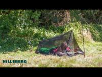 Hilleberg Mesh Tent 1 Pitching Instructions