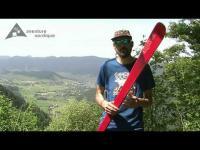 Alpina Discovery 102 - Ski de Randonnée Nordique