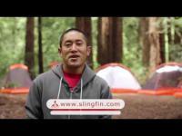 SlingFin CrossBow 2 Setup