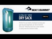 Sea to Summit UltraSil View Dry Sack