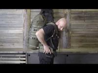 Savotta instruction: This is how you carry Jääkäri L