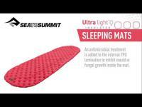 Sea to Summit Ultra Light™ Insulated Women's Sleeping Mat