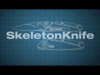SkeletonKnife - Small and Useful