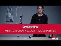 MSR Guardian™ Gravity Water Purifier