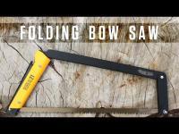 Folding Bow Saw - BOREAL21