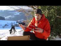 Fixations Voile 3-Pin Cable - Randonnée Nordique - Telemark
