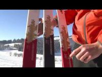 Skis de Randonnée Nordique Alpina Discovery