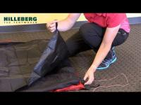 How to attach a Hilleberg Footprint – FAQ