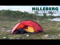 Hilleberg Rogen: Basic Pitching Instructions