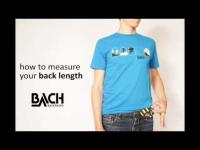 BACH How to measure your backlength