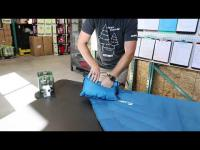 How to inflate your Double V with its stuff sack