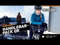 Bikepacking with the ORTLIEB Handlebar-Pack QR