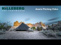 Hilleberg Anaris Pitching Video
