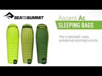 Sea to Summit Ascent Sleeping Bag