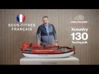Pulka Fjellpulken Xcountry 130 (FR)