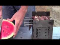 Réchaud Firebox Stove