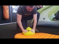 Présentation du sac-pompe Vortex pour gonfler les matelas Nemo Equipment