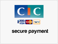 Secure payment with CIC