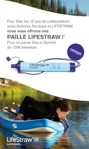 Paille Lifestraw offerte !