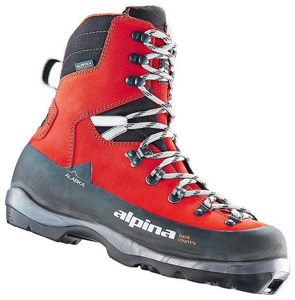 Chaussures Alpina Alaska, norme NNN BC