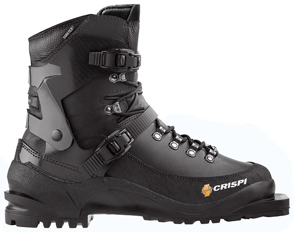 Chaussures semi-rigides, Crispi Svartisen 75 mm