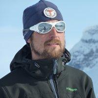 Régis Cahn, gérant du magasin Aventure Nordique